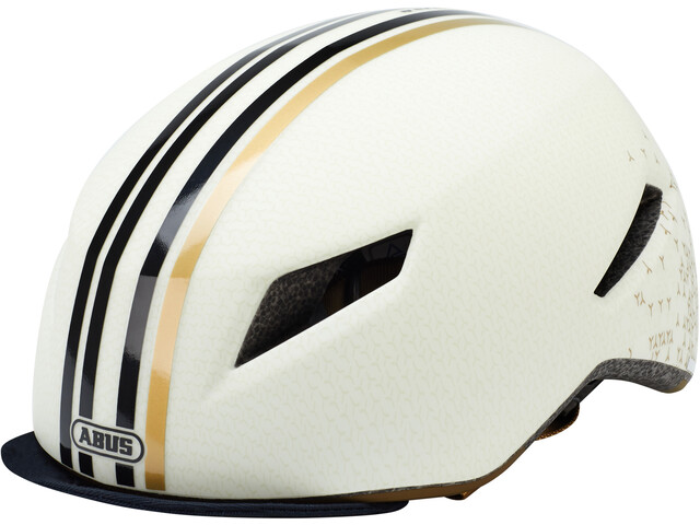 ABUS Yadd-I #credition Kask rowerowy, gold digger